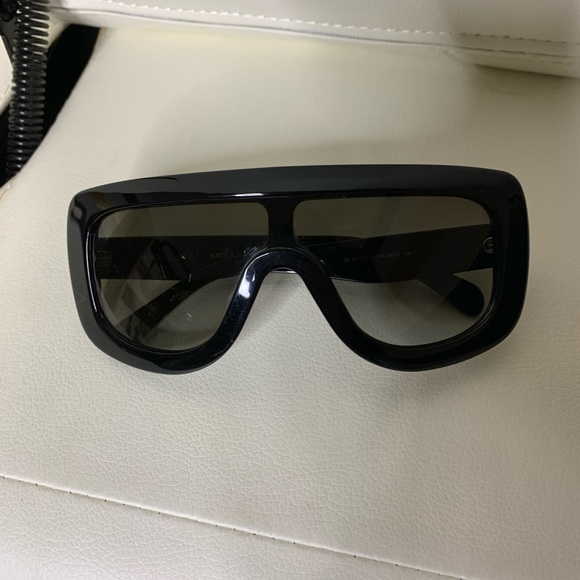 aad09d8fd8a4 Celine Accessories - Celine CL 41377 S Black Sunglasses